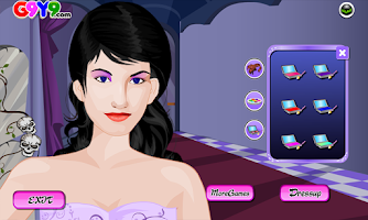 Screenshot of moon princess