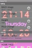 Screenshot of Neon LiveWallpaper Trial