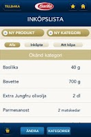 Screenshot of iPasta SE