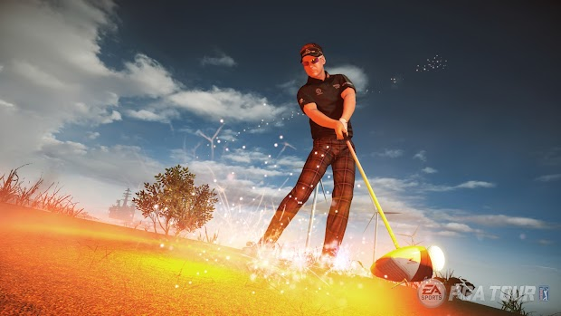 PGA Tour 15 built with Frostbite 3