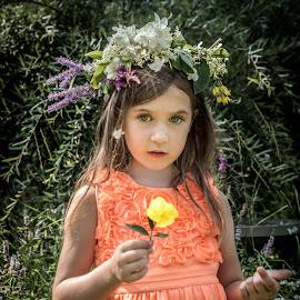 Alice by Dominic Desmeules - Babies & Children Child Portraits (  )