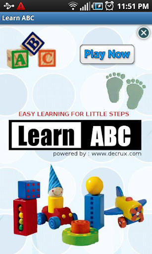 Free Learn Alphabets ABC Kids