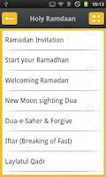 Screenshot of Ramadan-Eid
