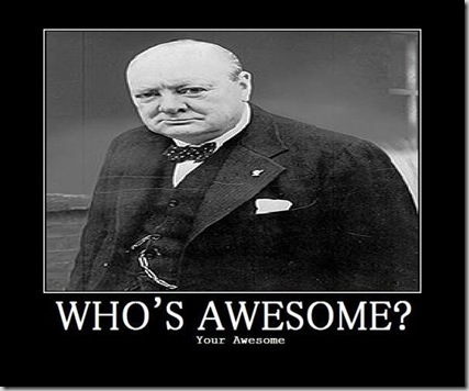 proxy - Who Is Awesome? - Quotable Quotes