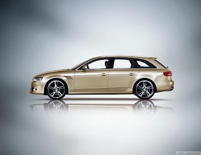 Audi AS4 Avant ABT