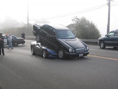 Corvette & Mercedes