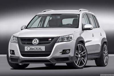 Volkswagen Tiguan Caractere