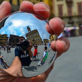 Reflex by Hebert M. Farias - City,  Street & Park  Street Scenes (  )