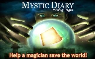 Screenshot of Mystic Diary 3 - Hidden Object