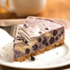 Blueberry Ice Cream Tart