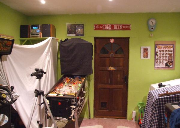 photo studio at home