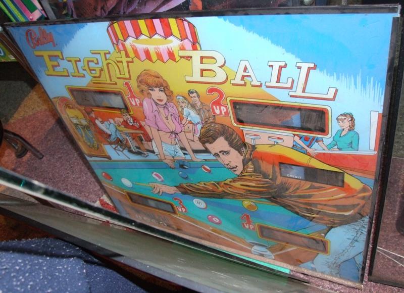 Bally 8 ball Fonz