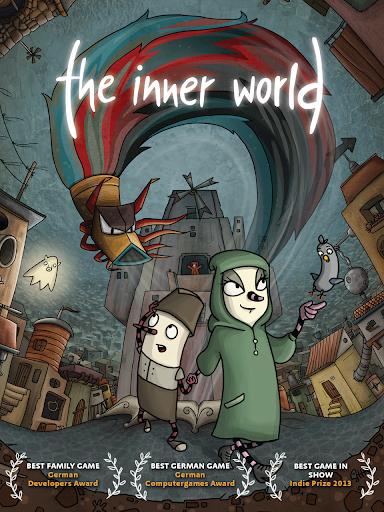 The Inner World - screenshot