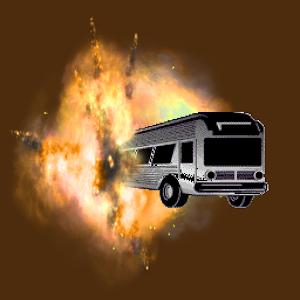 Cover art Desert Bus