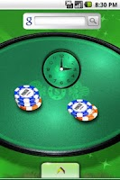 Screenshot of Poker Guru Theme