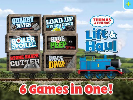 Thomas & Friends: Lift & Haul - screenshot