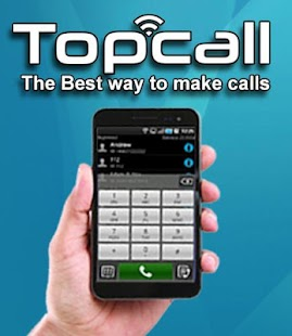TOPCALL VPN - screenshot