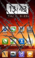 Screenshot of crazy shoot