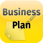 Business Plan B for Tablet icon