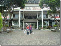 Sibayak Hotel Berastagi