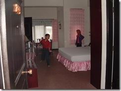 Sibayak Hotel room