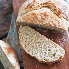 No Knead French Bread