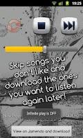 Screenshot of Random Music Player