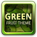 Green Fruit Theme GO Launcher icon