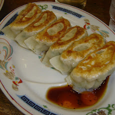 Authentic Japanese Gyoza