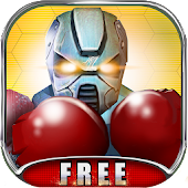 Steel Street Fighter Club APK for Bluestacks