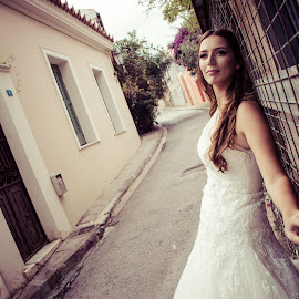 Next Day Shooting by Panos Iliopoulos - Wedding Bride ( wedding photos destination, wedding photography, wedding photographers, wedding day, weddings, wedding, wedding dress, wedding photographer )