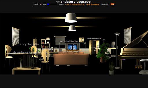 Mandatory Upgrade_Gerard Ferrandez