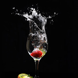 Splash #12 by Rakesh Syal - Food & Drink Fruits & Vegetables