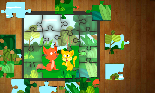 Grimm Tales Audiobook Puzzle 2 - screenshot