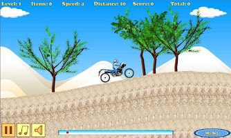 Screenshot of Motorbike Rider