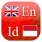 English - Indonesian flashcard APK Image