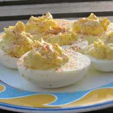 My Deviled Eggs (yummy)