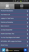 Screenshot of Heart and Hand - Rangers App