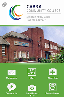 Cabra Community College - screenshot