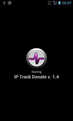 IP Track Donate Version