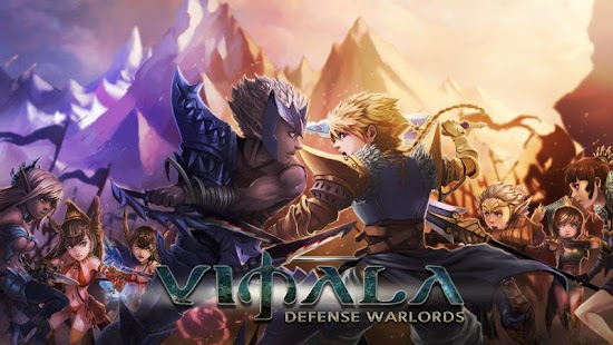 Vimala Defense Warlords - screenshot