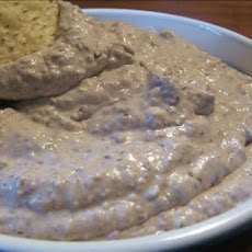 Black Bean Cream Cheese Dip