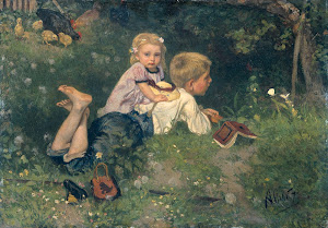 RIJKS: August Allebé: painting 1871
