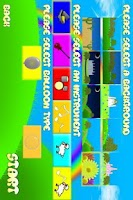 Screenshot of Kids Musical Balloons Demo