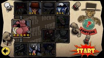 Screenshot of 搖滾殭屍 (Zombie Rocker)