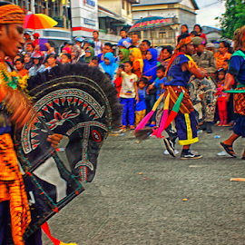 Lumping horse dancer by Dany Fachry - News & Events Entertainment ( people, crowd, humanity, society )