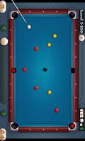 Screenshot of Pool Ball Classic