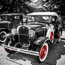 by Dennis Scanlon - Transportation Automobiles