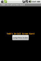 Screenshot of Tedd's Droid Tools