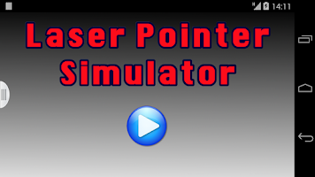 Screenshot of Laser Light Pro Simulator